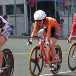 20170330 全国選抜自転車 山口伊吹 ケイリン優勝レース